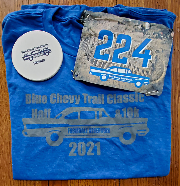 Blue Chevy Trail Race, Farmdale East Peoria May 22nd, 2021