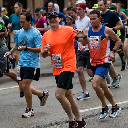 Peoria Half Marathon Oct 16, 2016