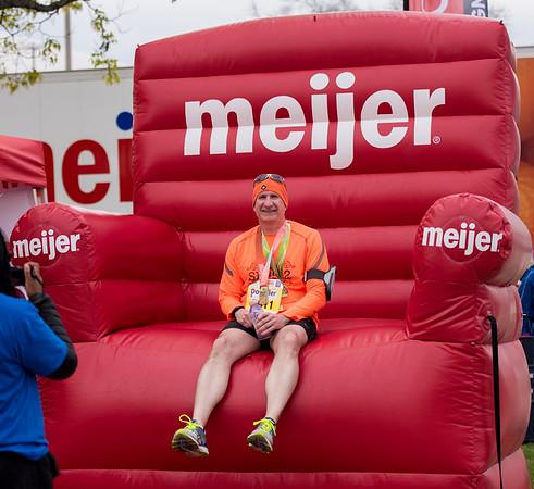 Illini Half I-Challenge - Half Marathon and 5K April 20, 21st 2017