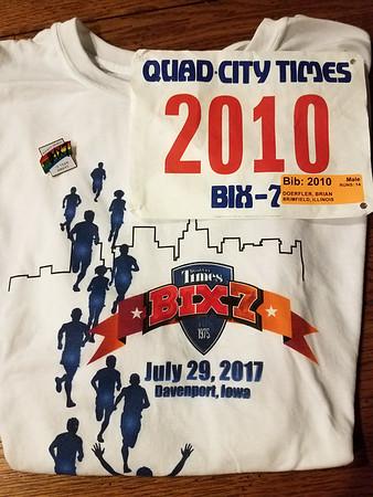 Bix 7 July 29th, 2017