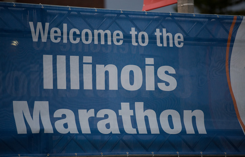 Illini Marathon April 2018 - I-Challenge Half