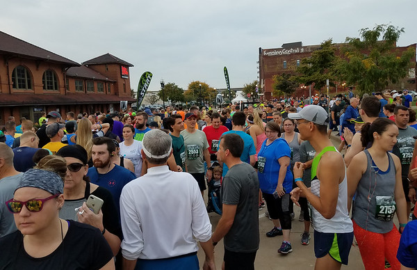 Whiskey Daddle 5K - The Shot, Peoria IL Oct 6th, 2018