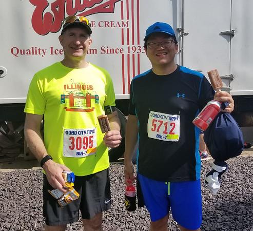 Bix 7 Race 2018, Davenport IA