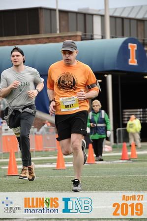 Illini Marathon I-Challenge Half - Half Marathon April 2019