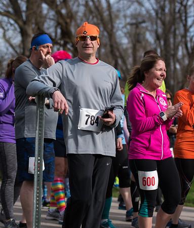 Allerton Park Trail Half Marathon April 13, 2019
