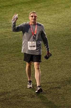 Illini Marathon I-Challenge Half 5K Race April 2019