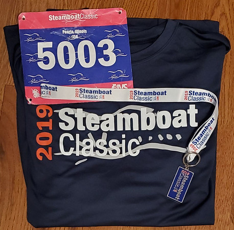 Peoria Steamboat Classic 15K June 2019