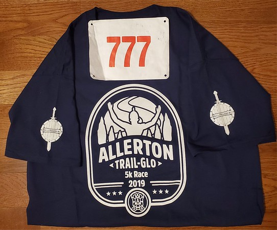 Allerton Park Trail-Glo 5K April 12, 2019