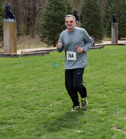 Allerton Park Trail Half Marathon April 13, 2019