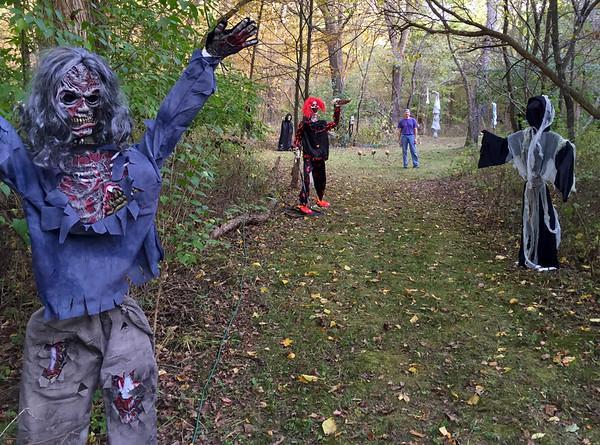 Haunted Trail 2015