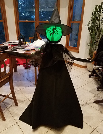 Project Witch Ring Halloween 2017
