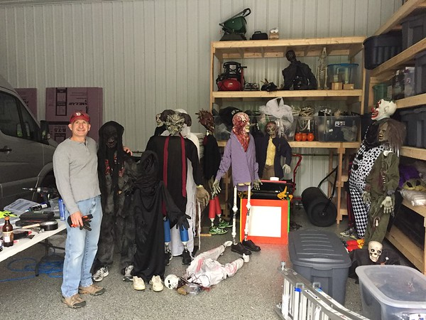 Haunted Trail of Tears 2018 - The Prep