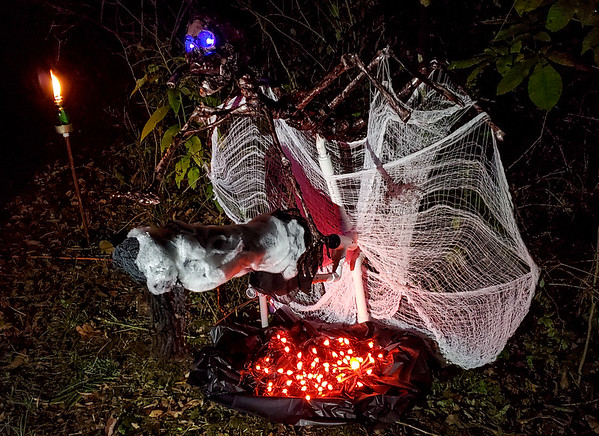 ArachNed Halloween Decoration 2019