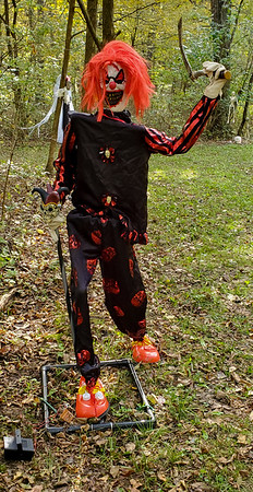 Halloween Haunted Trail of Tears October 2019
