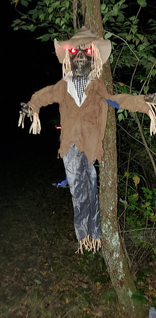 Halloween Haunted Trail of Tears 2020
