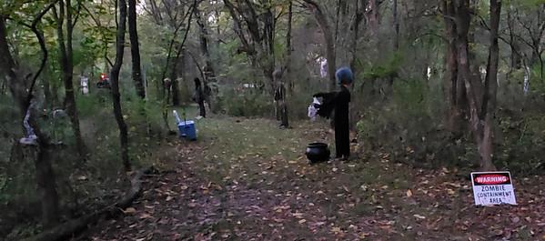 Halloween Haunted Trail of Tears 2020 - Day Walk