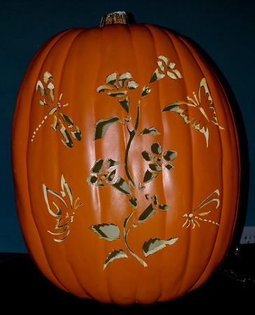 Pumpkin Carving Halloween 2018