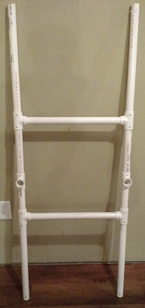 PVC Picture Frame Display