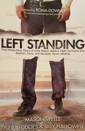 Left Standing by Mason Wells